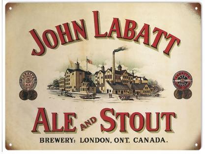 John Labatt Beer