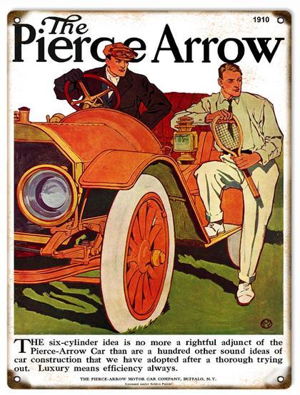 Pierce Arrow Automobile