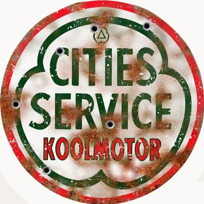 Cities Service Koolmotor