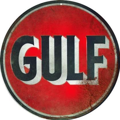 Gulf Motor Oil