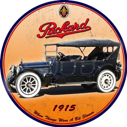 Packard 1915 Automobile