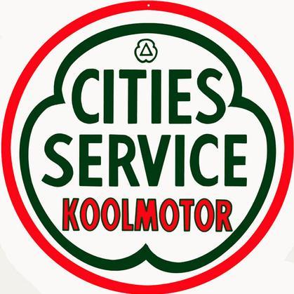 Cities Service Koolmotor