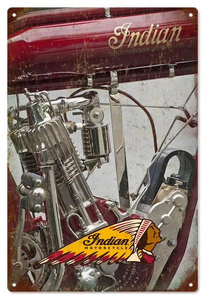 Indian Motorcycle Engine