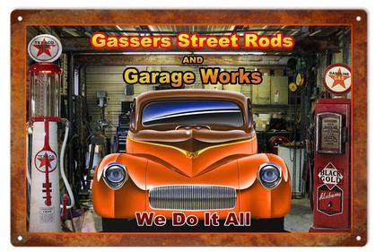 Gassers Street Rods