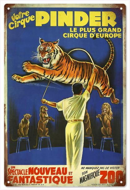 Votre Cirque Pinder