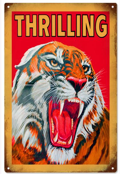 Thrilling Tiger