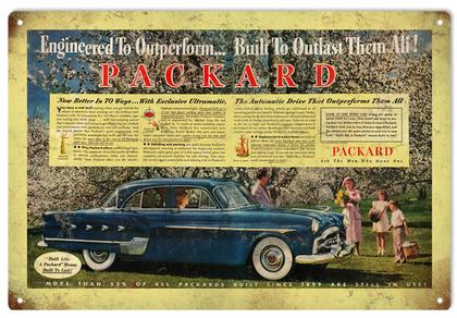 Packard Automobile