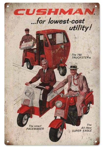 Cushman For The Lowest Cost Utility
