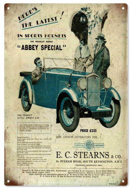 Sports Hornets Automobile