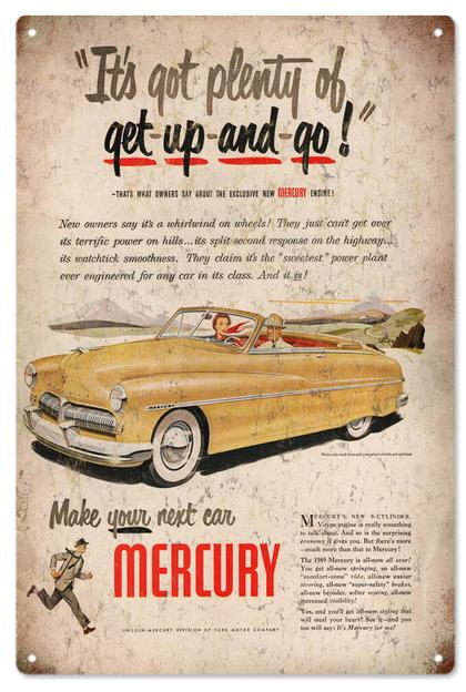 Mercury Automobile