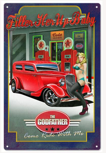 The Godfather Hot Rod