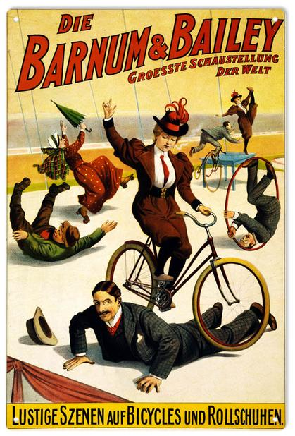 Die Barnum And Bailey Circus