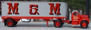 1960 Mack B-61  M & M Transportation