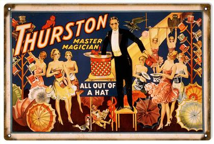 Thurston Master Magician