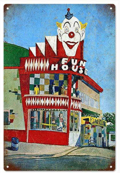 Fun House Circus