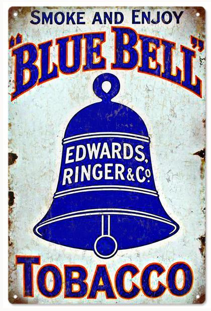 Smoke And Enjoy Blue Bell