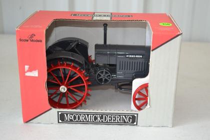 McCormick Deering 15-30 on Steel