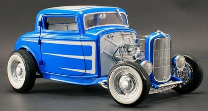 Ford Coupe 3 Window 1932