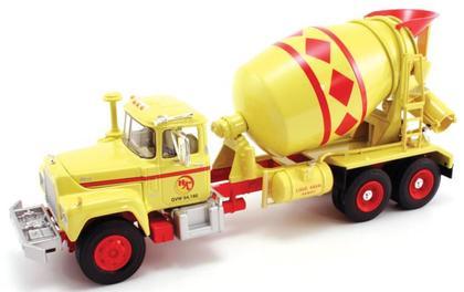Hale Kauai - Mack R Cement Mixer Truck