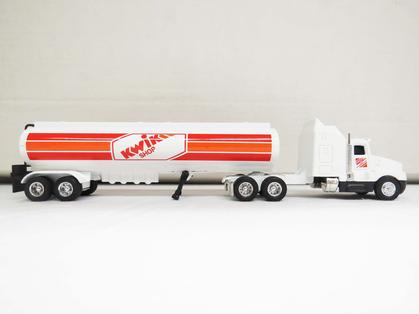 Kenworth With Kwik Shop Tanker