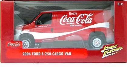 Ford E-250 Cargo Van 2004