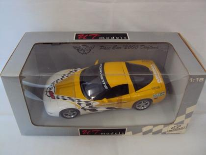 Chevrolet Corvette 2000 Pace Car