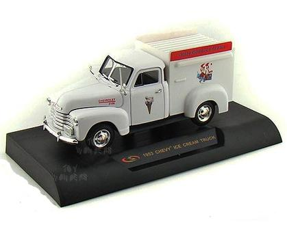 Chevrolet Ice Cream Truck 1953