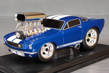 Muscle Machines Ford Mustang GT350 1966