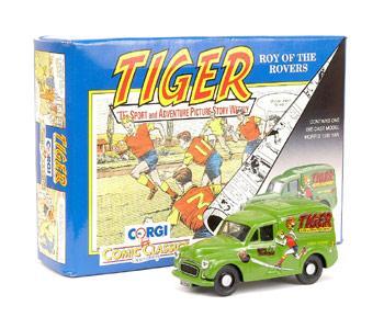 Morris 1000 Van - Comic Classic - Tiger
