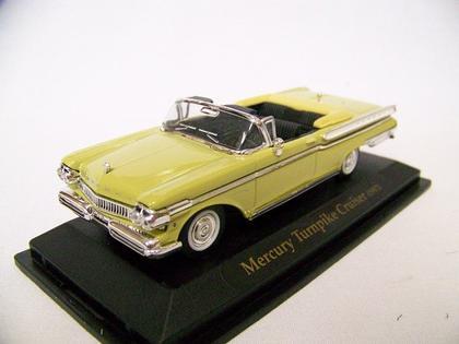 Mercury Turnpike Cruiser 1957