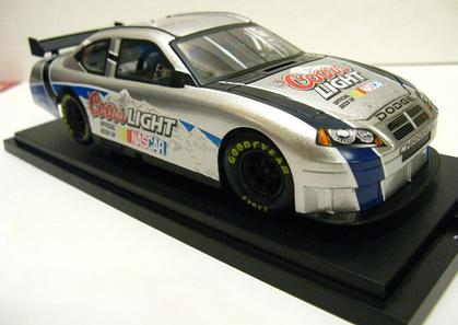 Dodge Charger 2008 Coors Light