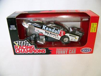 Chuck Etchells #4 1996 Kendal Superwinch Rug Doctor