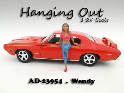 Figure Wendy - Hanging Out Collection