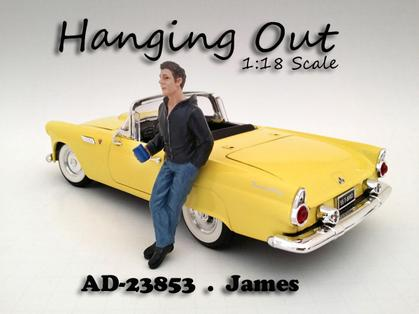 Figure James - Hanging Out Collection