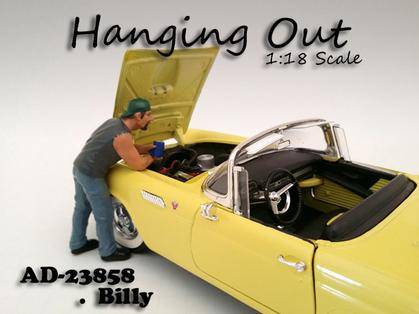 Figure Billy - Hanging Out Collection