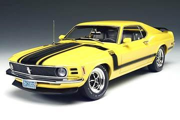 Ford Mustang Boss 302 1970