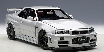 Nissan Skyline GT-R Nismo R34
