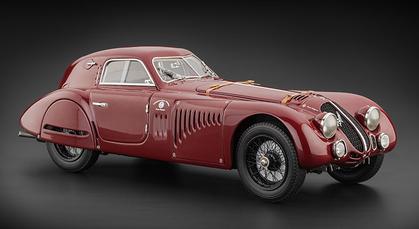 Alfa Romeo 8C 2900B Touring Coupe 1938