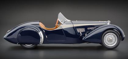 Bugatti Corsica Roadster 1938 (End of 2014/2015)