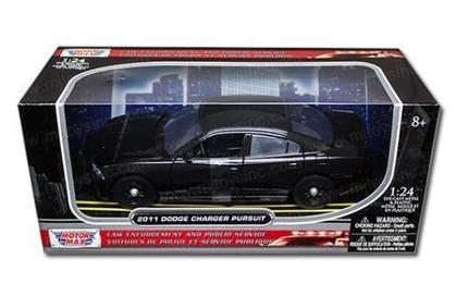 Dodge Charger 2011 Pursuit No Lite Bar