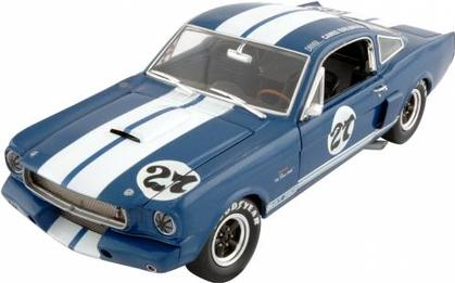 Ford Mustang Shelby GT-350 #27 Camee Edelbrock