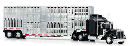 Kenworth W900 Pot Belly Truck