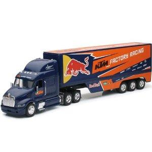 Peterbilt with Drybox Redbull KTM Factory Racing