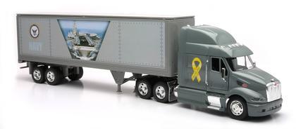 Peterbilt 387 US Navy Truck