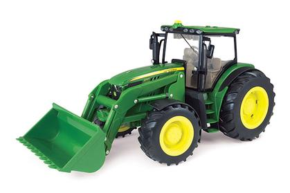 John Deere 6210R Tractor with Loader 6R Big Farm Series