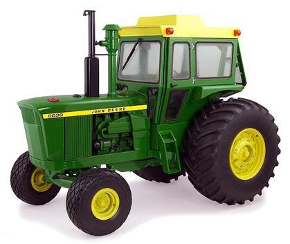 John Deere 6030 Precision Elite #2 Tractor