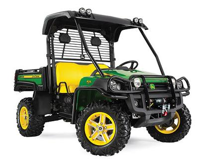 John Deere 825i XUV GATOR - Big Farm Series