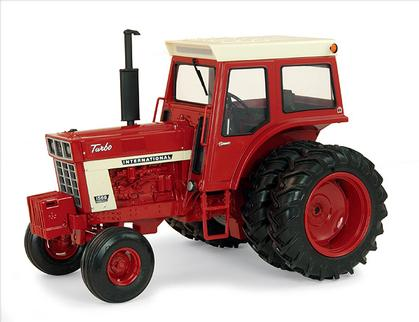 International 1566 Tractor - Prestige Collection