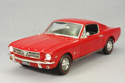 Ford Mustang 1965 2+2 Fastback