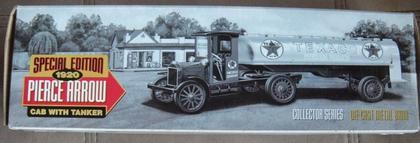 1920 PIERCE ARROW CAB WITH TANKER TEXACO